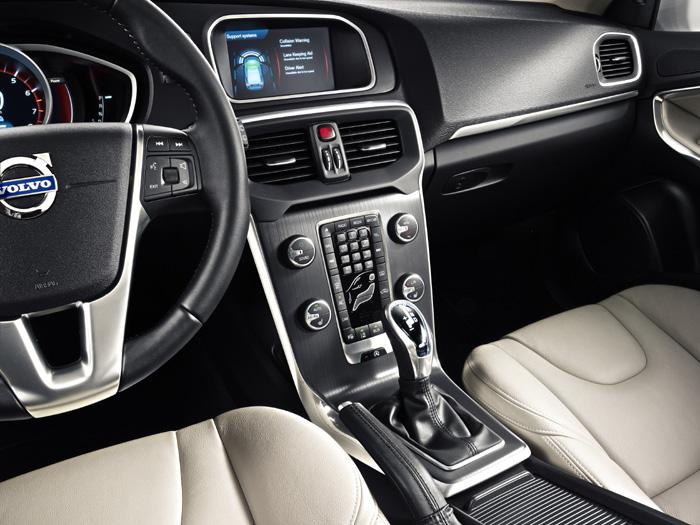Cudowna Nowe Volvo V40 – wnętrze – Bizrun.pl FZ31